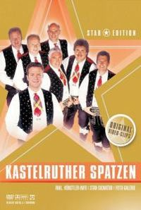 Cover Kastelruther Spatzen - Star Edition [DVD]